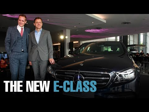 NEWS: Mercedes-Benz Malaysia launches refreshed E-Class