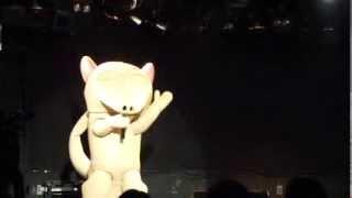 2013/10/26 渋谷Gilty オイラ土偶のペッカリー