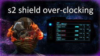 3.7.1 S2 Shields over-clocking  + power up time explained