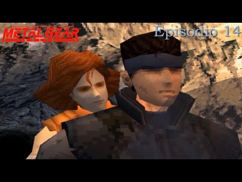 Metal Gear Solid - Episodio 14: Solid Snake vs Liquid Snake
