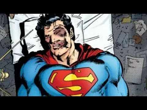 12 Comic Book Heroes More Powerful Than Superman