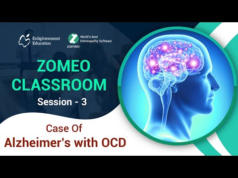 Zomeo Homeopathy Software: Case of Alzheimer OCD
