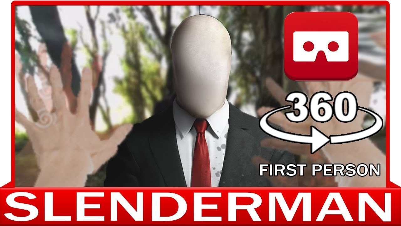 Slender Man in Real Life | First Person | POV SLENDERMAN - TRAILER MOVIE 2017