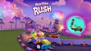LEGO Friends Heartlake Rush High Score 2327 Gameplay iOS Android