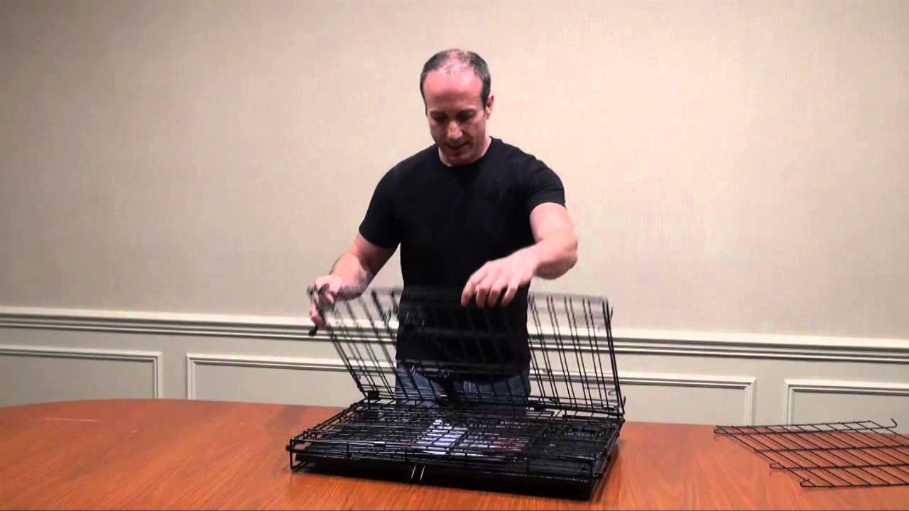 Dogit Two Door Wire Home Dog Crates With Dividers Review By The