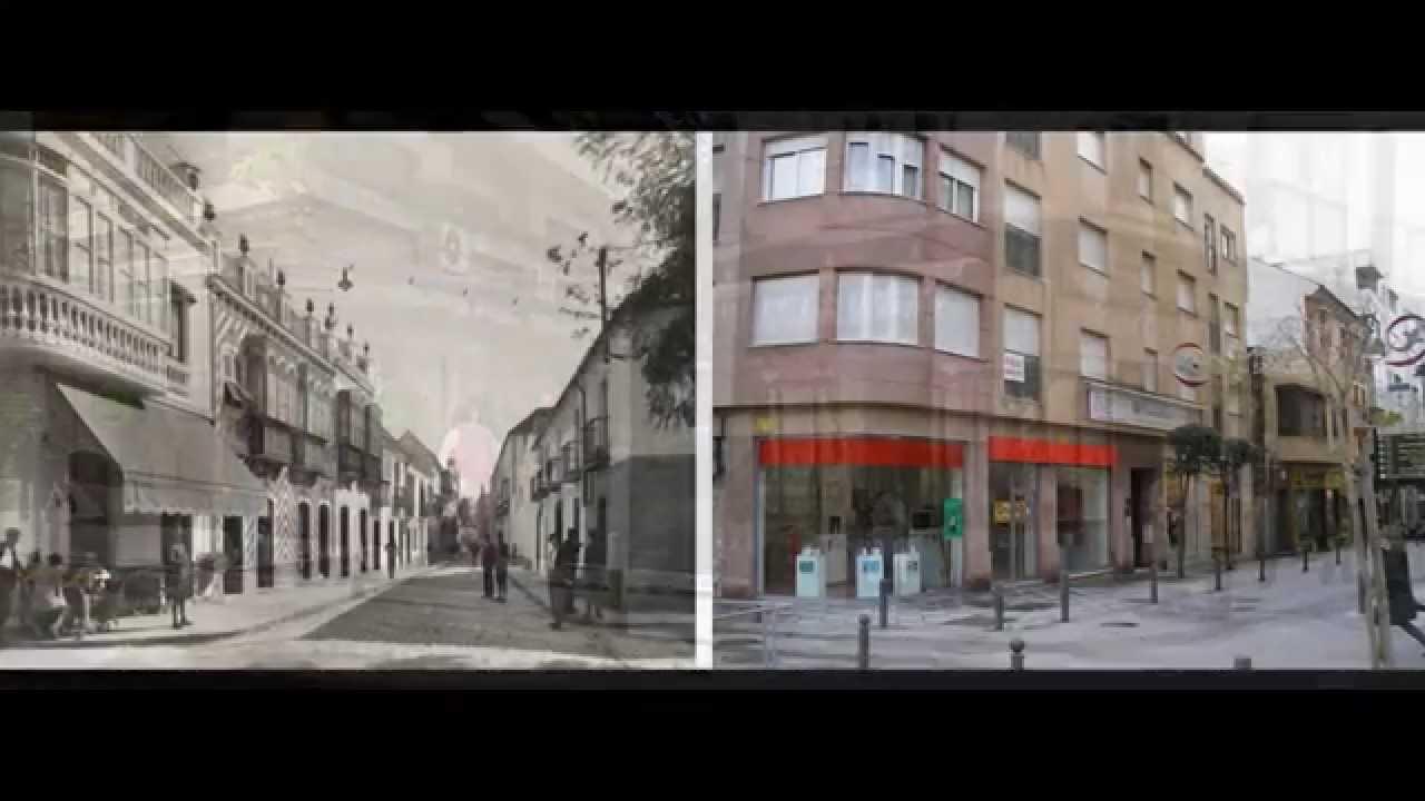 Vídeo Comparativas De La Exposición Una Pequeña Historia De