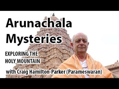 Arunachala - Holy Mountain of Sri Ramana Maharshi at Tiruvannamalai