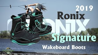 Ronix Signature Womens Wakeboard Boots 2019 - Available at Water Ski World