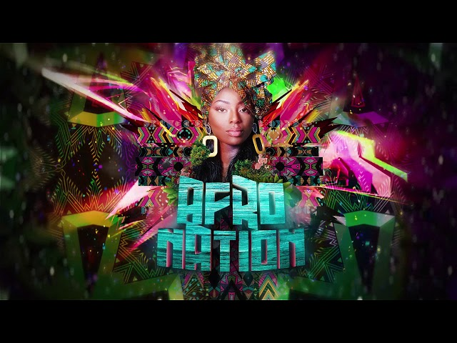 31/01/2020 AFRO NATION at Club BLU Rotterdam