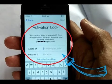 how to bypass icloud activation lock on iphone 5c free