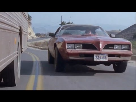 '78 Trans Am  in Nowhere to Run