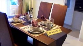 Interior Rumah Minimalis Ruang Makan Dan Dapur