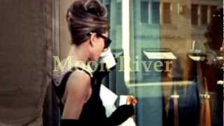 (HD 1080p)  Moon River (Breakfast at Tiffany