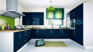 U-shaped modular kitchen design ideas|| kitchen cabinets design ideas ||kitchen decorating ideas