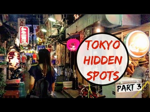 Tokyo Free Observation Deck View & Best Local Alley Ways To Drink And Eat (Sangenjaya Yokocho) 三軒茶屋