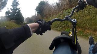 Test fixation gopro Trike Drift
