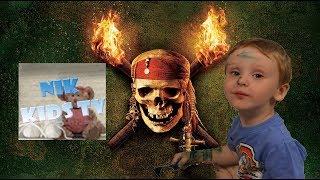Пиратский дом Пираты Игровой дом для раскрашивания Развивающее видео Pirate house Art berry