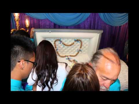BABY JOEY'S VIEWING & FUNERAL