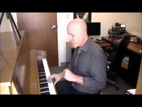 12 Keys in 12 Weeks! Basic Harmony Piano lesson with Dr Rocker