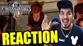 Kingdom Hearts 3: Classic Kingdom Trailer Reaction