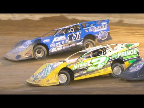 RUSH Crate Late Model Feature | Old Bradford Speedway | 8-11-19
