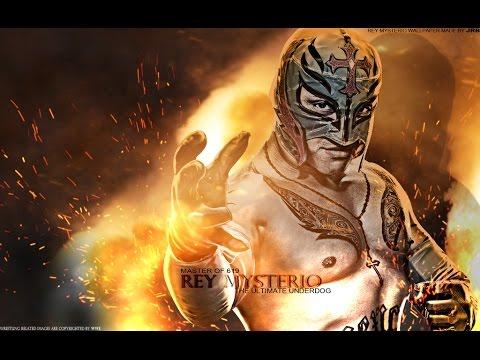 Rey Mysterio 2017 - YouTube