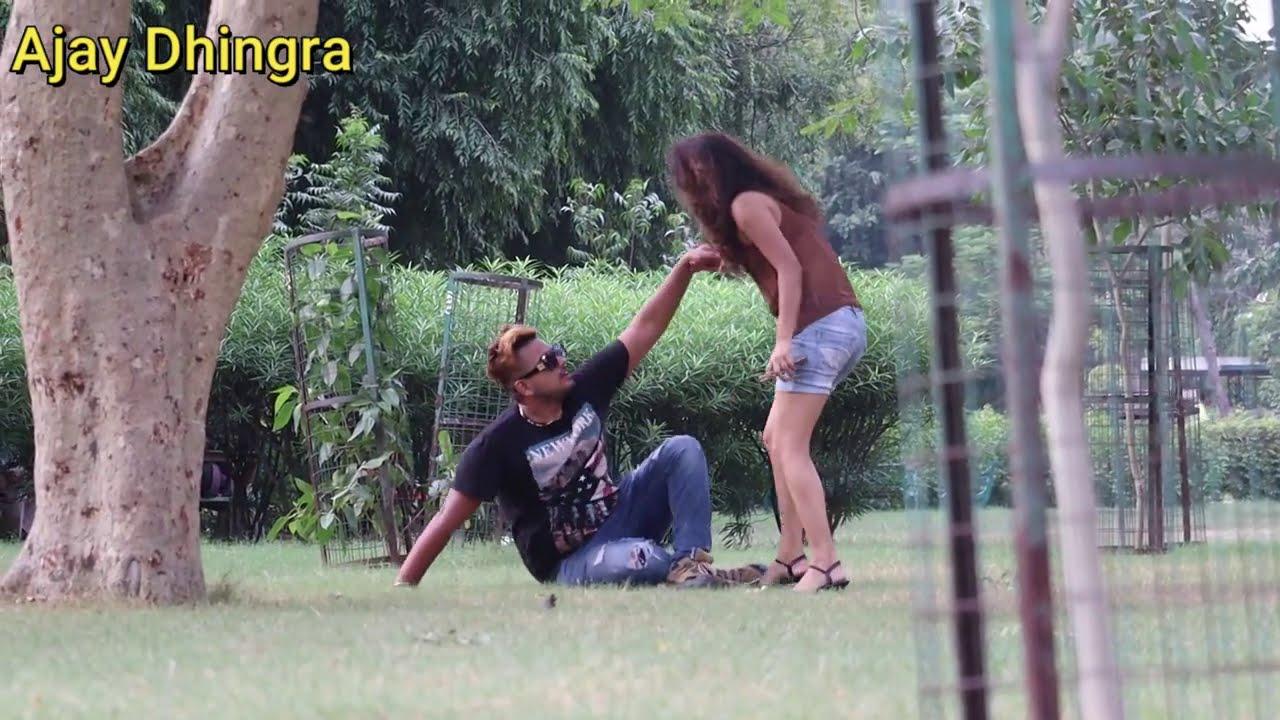 Leg Pulling Prank Gone Wrong Ajay Dhingra