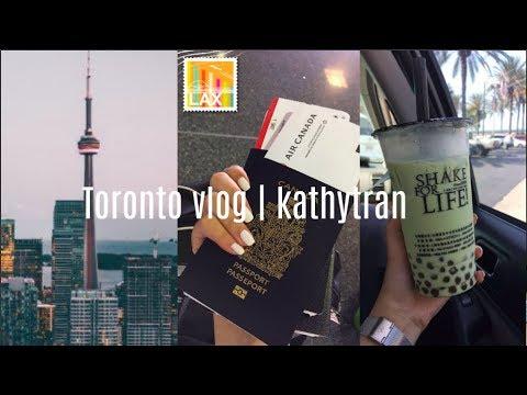Toronto vlog (iPhone 8, Yorkdale, Muji and more)