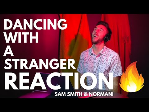 Sam Smith, Normani - Dancing With A Stranger (Official Reaction)
