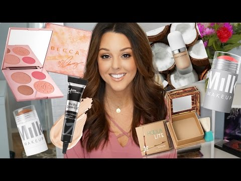 Long A** GRWM (previous haul products) | Hair & Makeup | Shaylee Glaziner