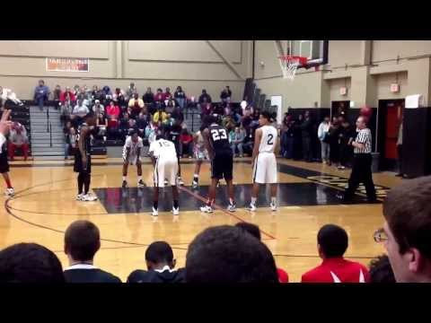 Brandon Hurst *2016* University High School VS Classical Magnet High School. 12-20-13