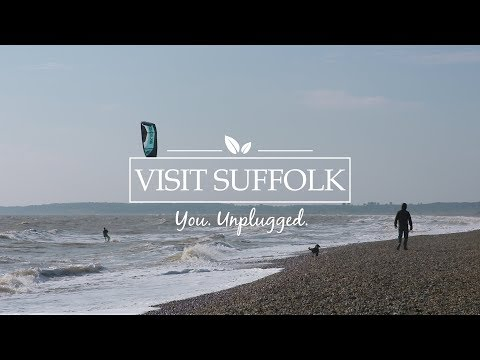 Visit Suffolk presents #YouUnplugged