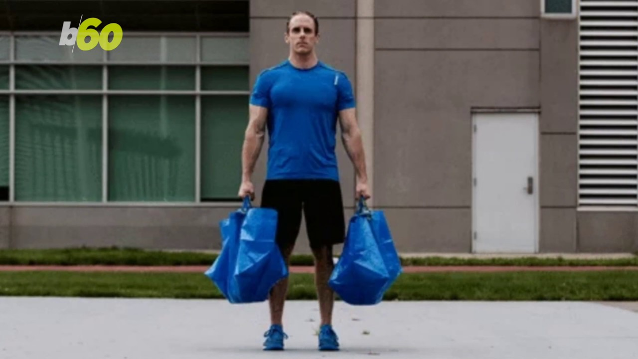 16aaa7a3c4661 Balenciaga Better Watch Out! Reebok Joins The Ikea Bag Madness - YouTube