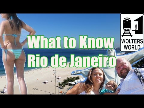 Visit Rio - What To Know Before You Visit Rio de Janeiro, Brazil