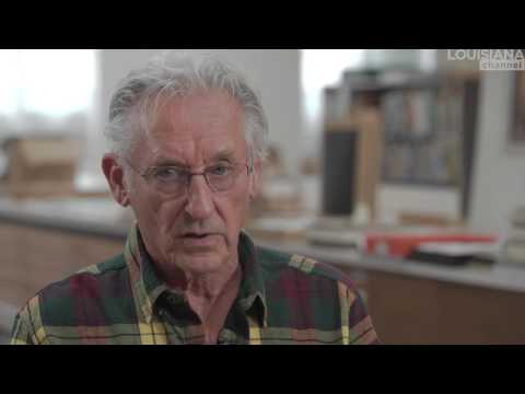 Ed Ruscha Interview: Words Have No Size