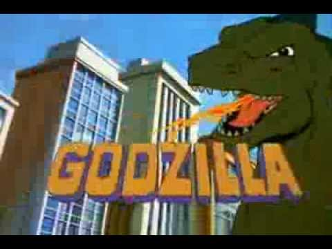 Godzilla (Hanna-Barbera) Open & Closing With H-B Action/Turner Logos