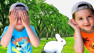 Peek A  Boo | Nursery Rhyme kids song by Nart