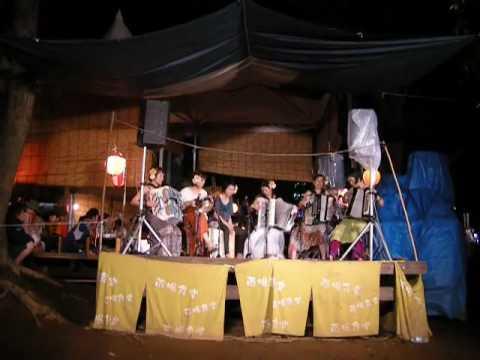 リュクサンブール公園 FUJI ROCK FESTIVAL 09 3