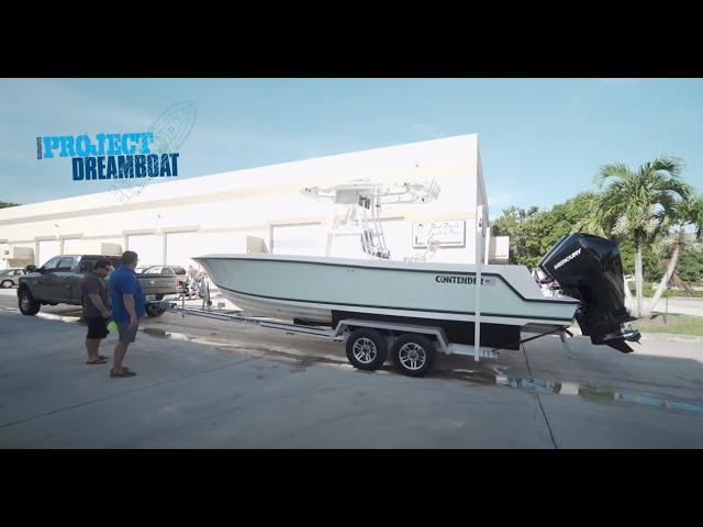 Florida Sportsman Project Dreamboat 2020 - Episode 1