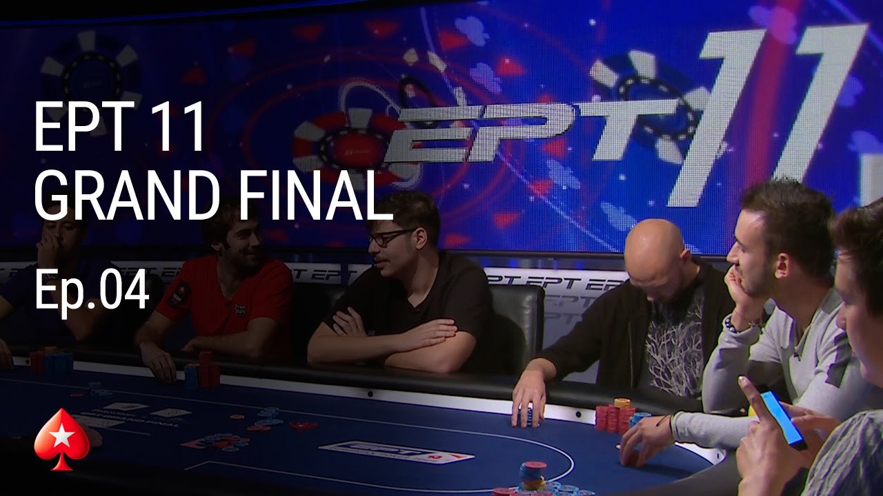 The PokerStars & Monte-Carlo Casino EPT11 Grand Final - Main Event - Episode 4 | PokerStars