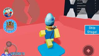 Obby Master! ROBLOX #1