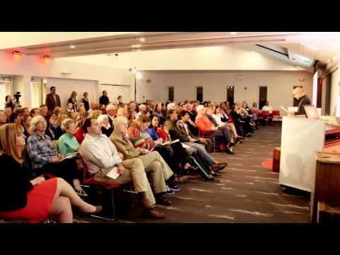 Why We Need to Break the Cycle of Father Absence | David Hirsch | TEDxBarringtonAreaLibrary