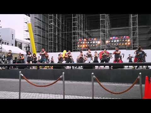 まるがめ婆娑羅まつり 2019 ジョイフィット高松&丸亀 ボディコンバット ② Les Mills BODYCOMBAT 57 track 4 The phoenix