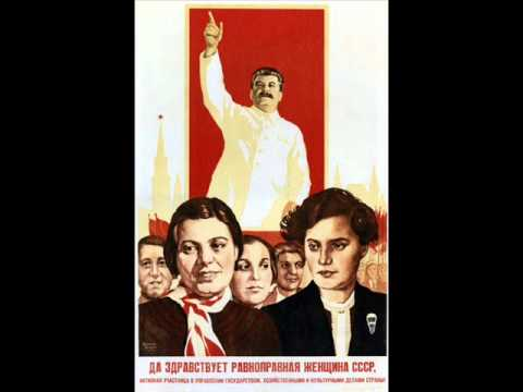 common soviet woman speech during the Great purge