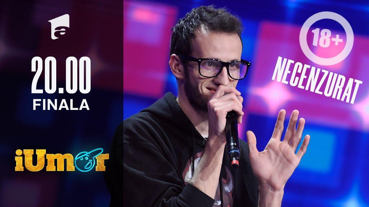 NECENZURAT | Andrei Ungureanu sau Omul cu Tourette face senzație în finala iUmor | Finala iUmor 2020