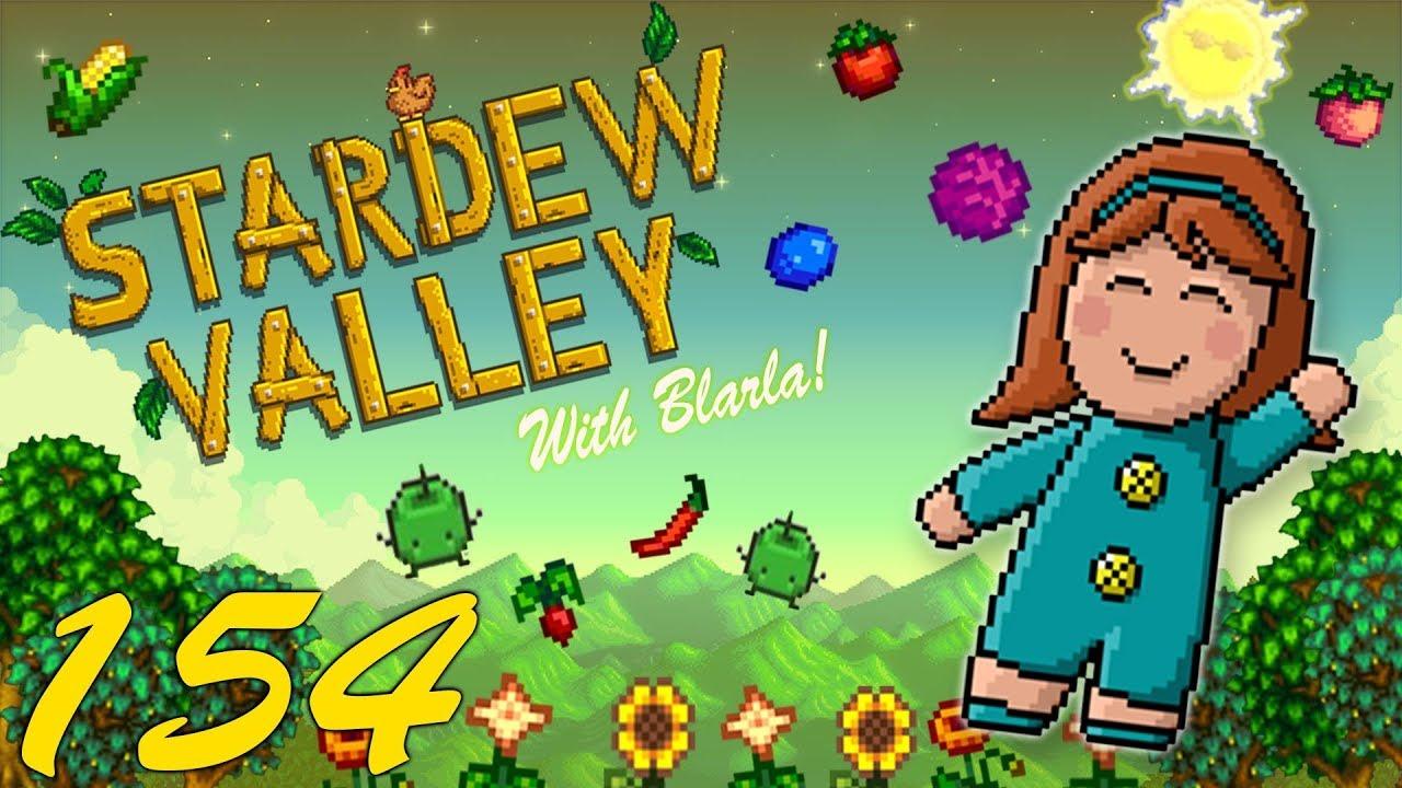 Stardew Valley #154 - Oasis Starfruit (Y2 Summer) - YouTube