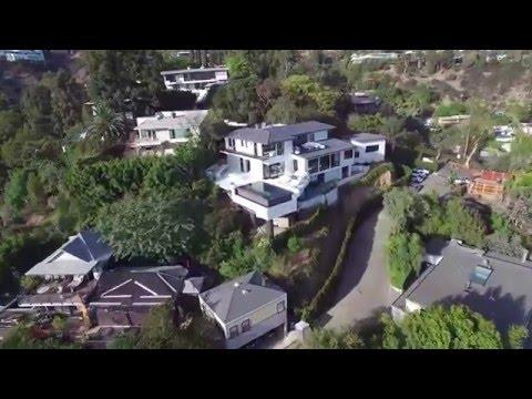 Real Estate Moguls   Developer Jay Belson Tours His $12,995,000 Sunset Strip Pad   Part 1