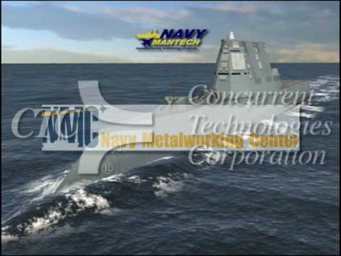 New Technology Used in Shipbuilding