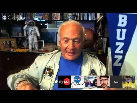 Maker Camp: Blasting Off with Buzz Aldrin and NASA