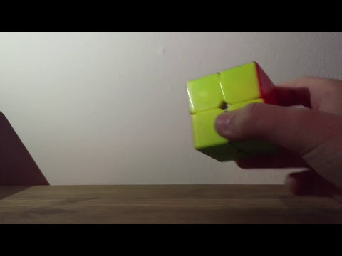 How to solve a 2x2 Rubik's cube for beginners